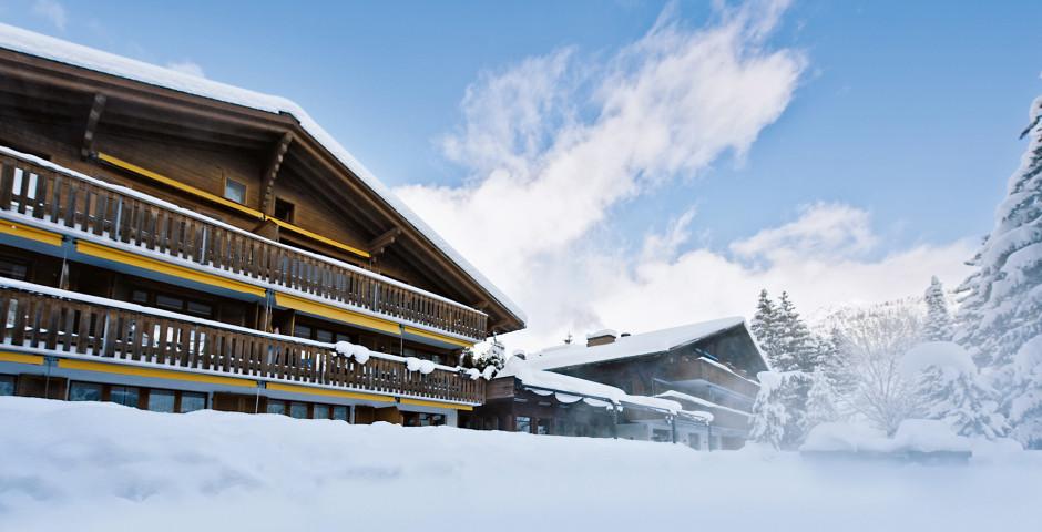 Alpine Lodge - Skipauschale