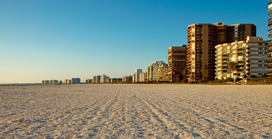 Southern Florida Beach - Marco Island