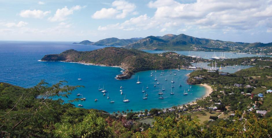 Antigua-et-Barbuda - Antigua
