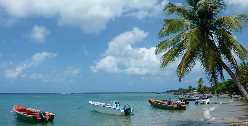 Strand - Martinique