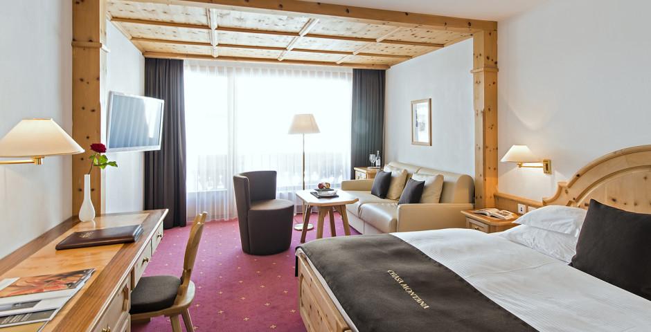Beispiel Zimmer Typ Zeblas - Chasa Montana Hotel & Spa