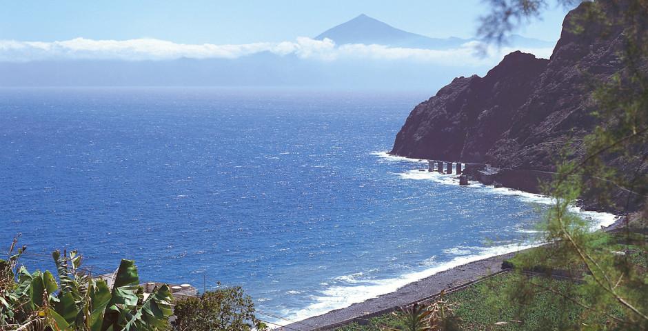 Atlantikküste - La Gomera