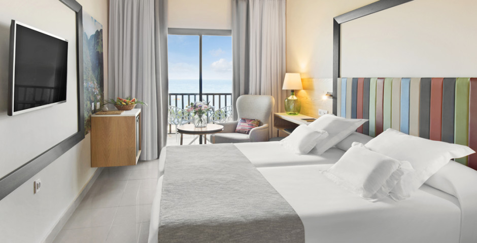 Doppelzimmer - Hotel Gran Rey