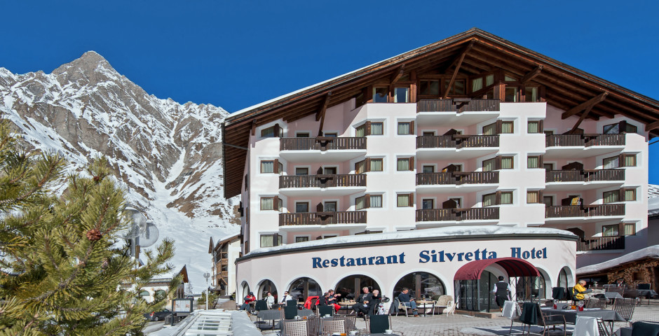 Silvretta Hotel & Spa - Skipauschale