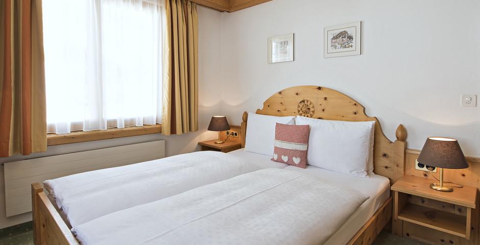 Wohnbeispiel - Silvretta Hotel & Spa - Skipauschale