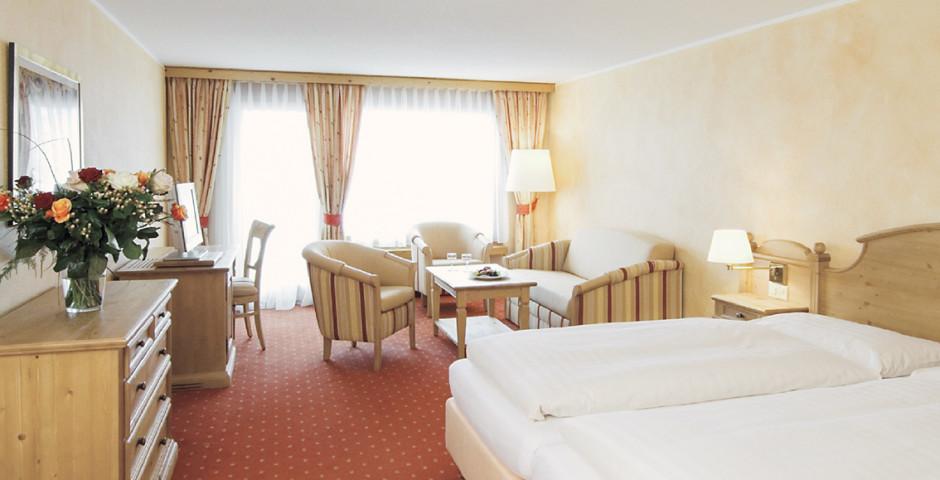 Doppelzimmer - Silvretta Parkhotel