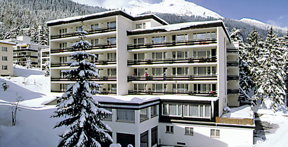Sunstar Familienhotel Davos