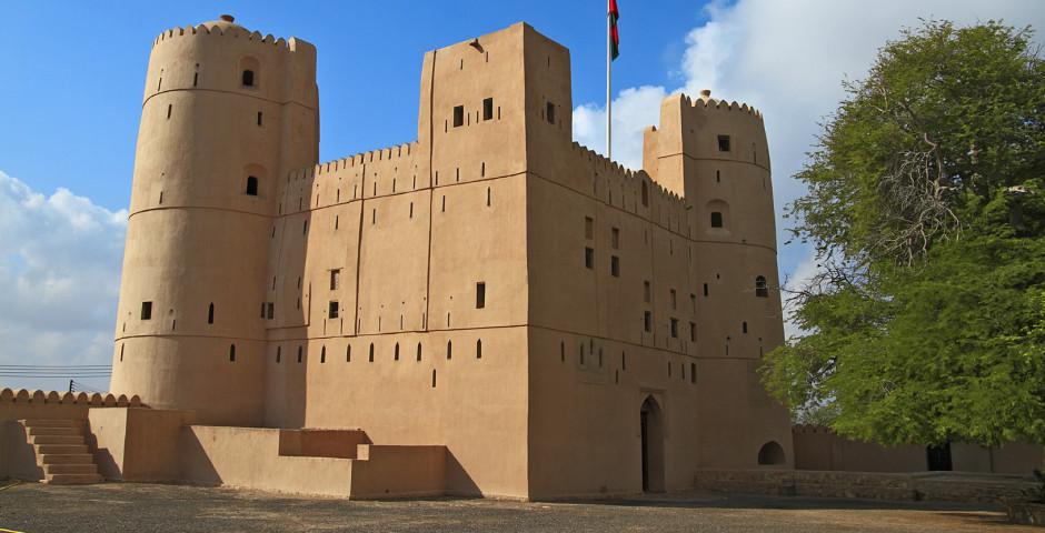 Festung Bait Na'aman - Barka