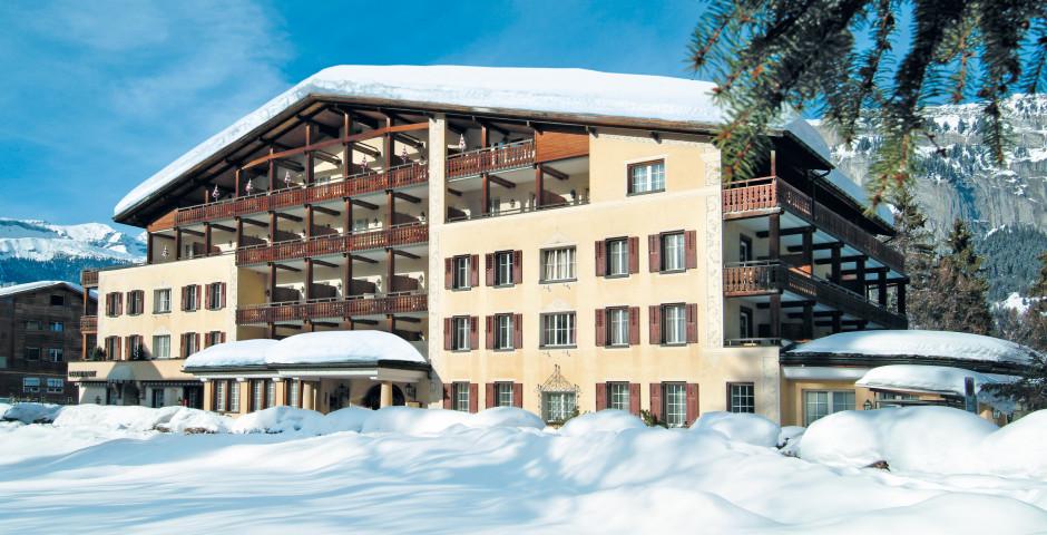 Hotel Adula - Skipauschale