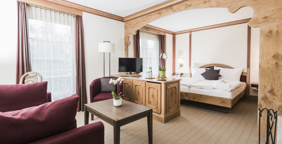 Junior Suite - Hotel Adula - Skipauschale