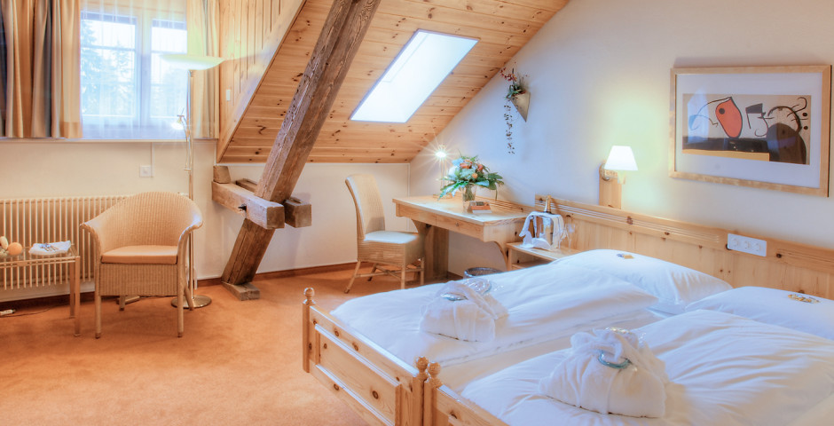 Doppelzimmer - Sunstar Hotel Flims