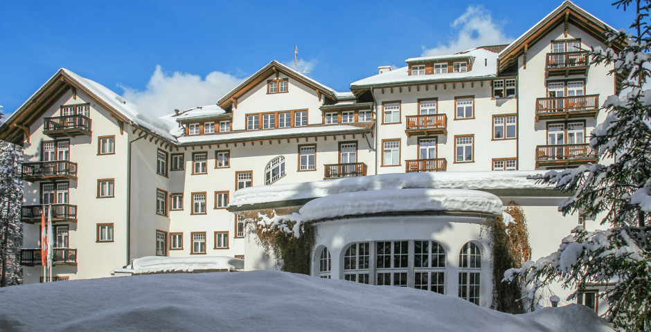 Sunstar Hotel Flims