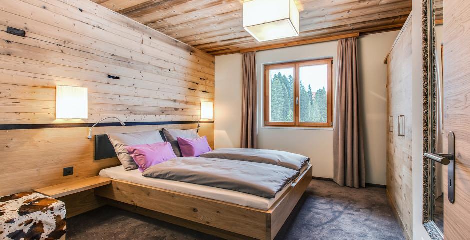 3-Zimmer-Chalet-Appartements Deluxe - Privà Alpine Lodge Lenzerheide