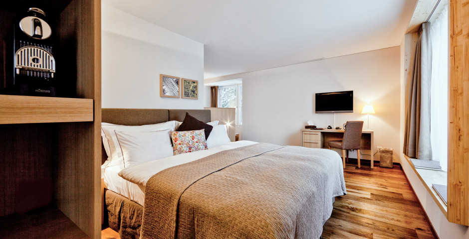 Doppelzimmer - Valbella Inn Resort - Skipauschale