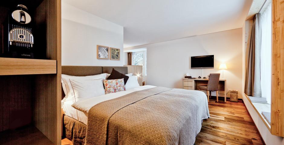 Chambre double - Valbella Inn Resort - Forfait ski