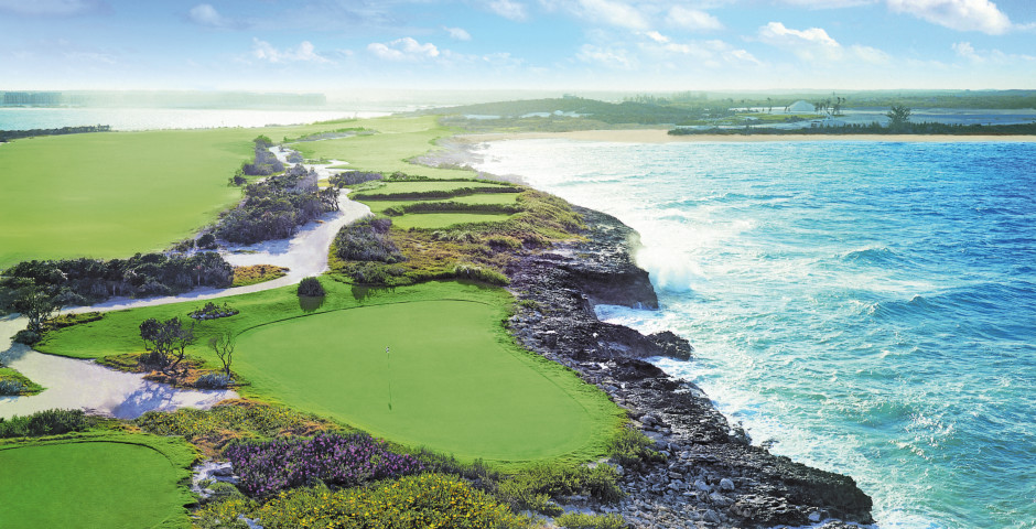 Terrain de golf Sandals Emerald Bay