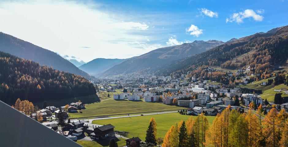 InterContinental Davos - Sommer inkl. Bergbahnen