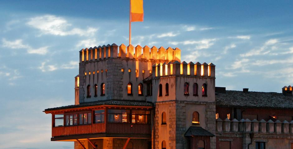 Burghotel Castillo Alcazar - inkl. Eintrittstickets in den Europa-Park