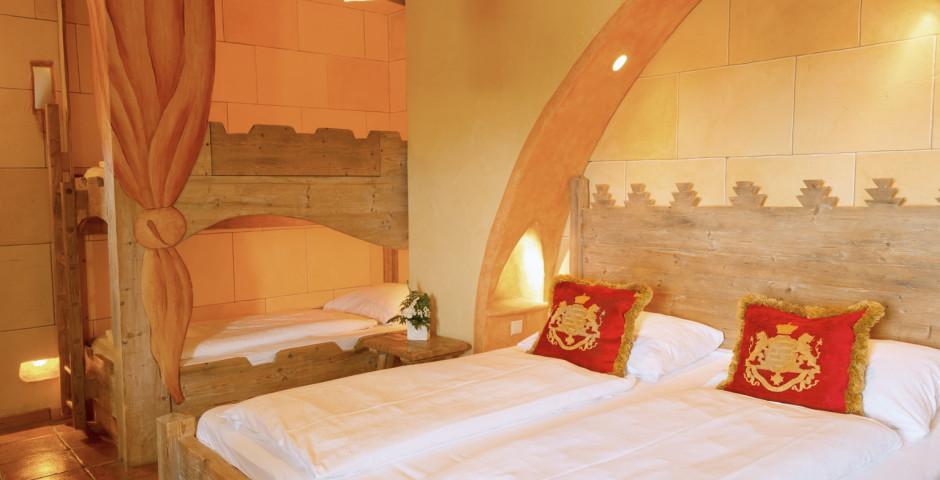 Standardzimmer - Burghotel Castillo Alcazar - inkl. Eintritt Europa-Park