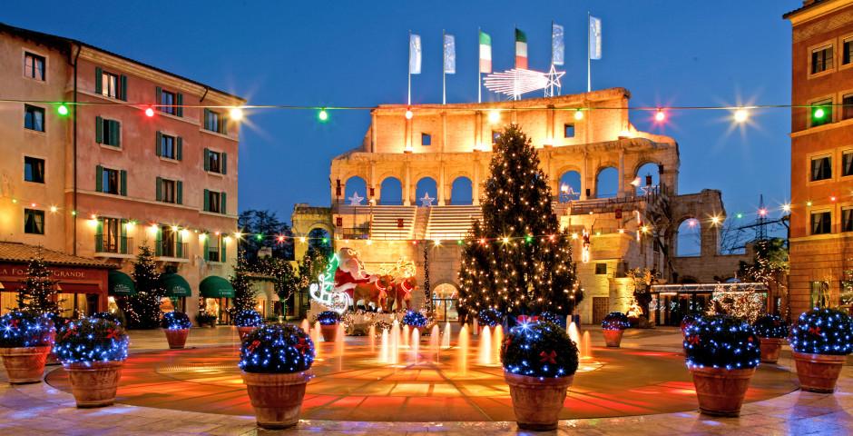 Erlebnishotel Colosseo - inkl. Eintrittstickets in den Europa-Park