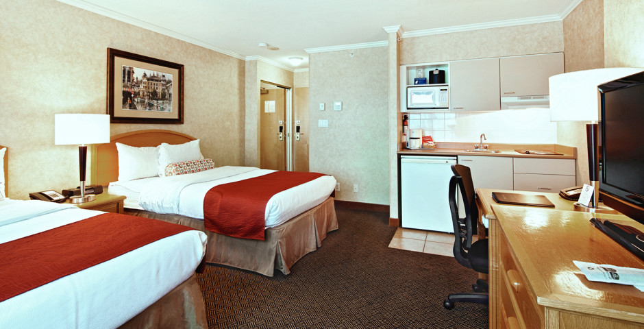 Best Western Plus Vancouver Downtown
