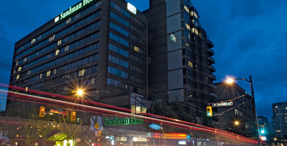 Sandman Vancouver City Centre