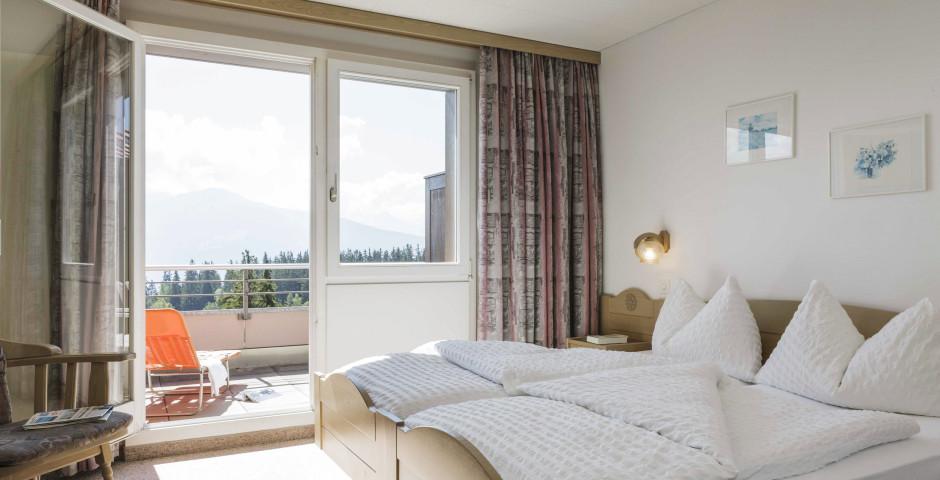 Doppelzimmer Süd - Hotel Valaisia - Skipauschale