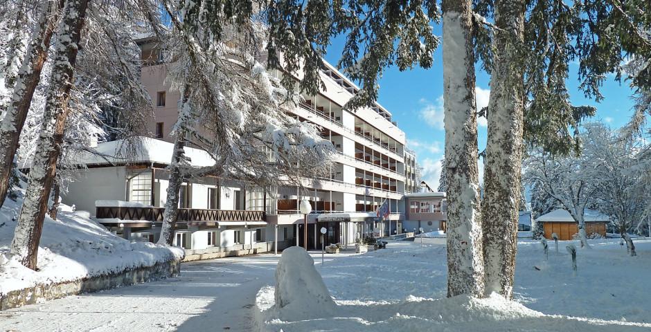 Arenas Resort Valaisia - Forfait ski