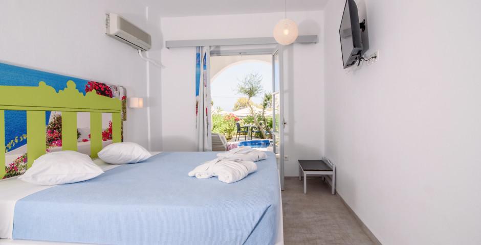 Doppelzimmer Superior - RK Beach Hotel