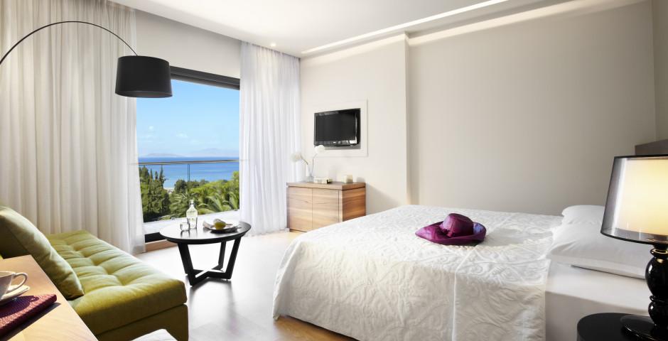 Doppelzimmer Superior mit Meersicht - MarBella Corfu