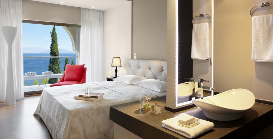 Suite mit Meersicht - MarBella Corfu