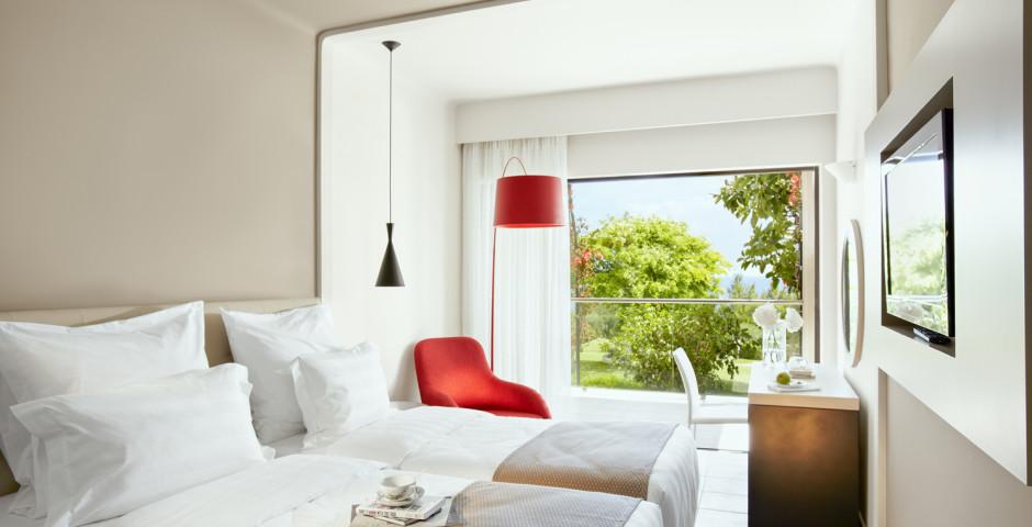 Doppelzimmer mit Gartensicht - MarBella Corfu