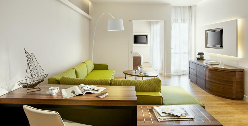 Familienzimmer mit Gartensicht - MarBella Corfu