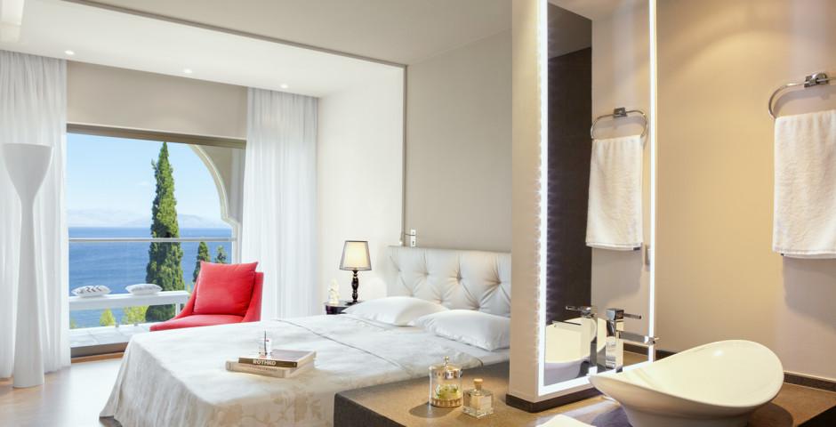 Suite mit Meersicht