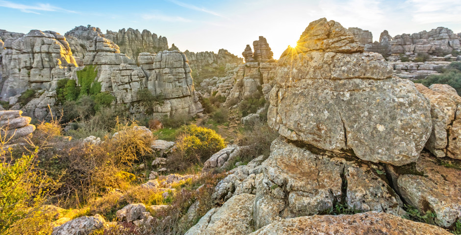 Torcal de Antequera - Andalusien