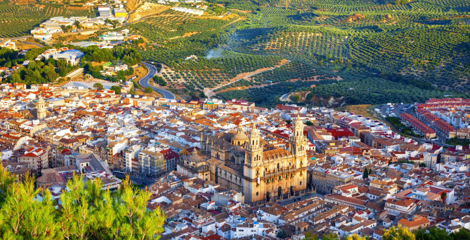 Jaen - Andalusien