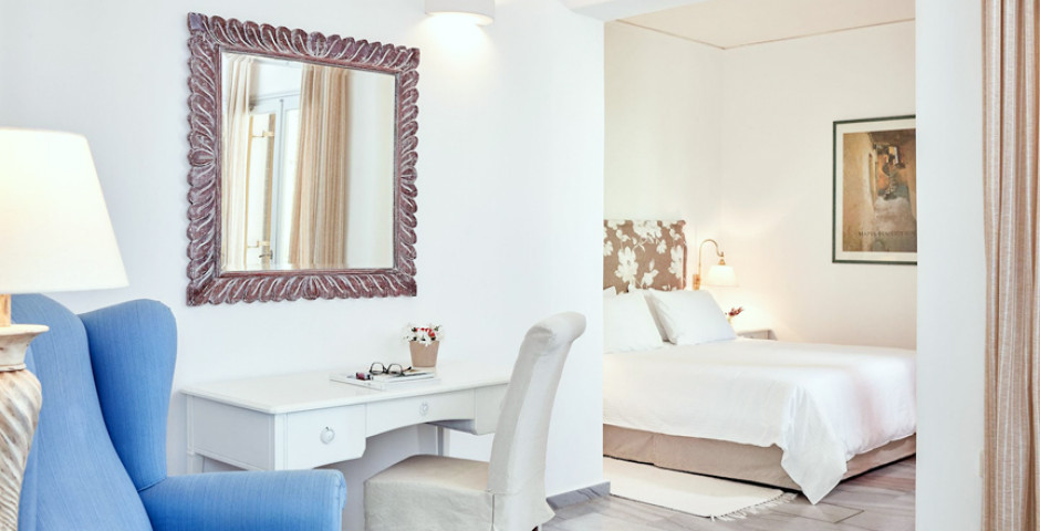 Junior Suite - Yria Boutique Hotel