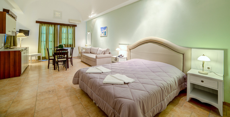 Suite - Scorpios Beach Hotel