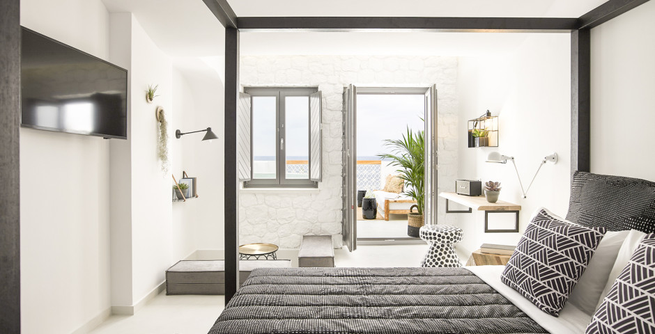 Doppelzimmer Deluxe - Afroditi Venus Beach Hotel & Spa