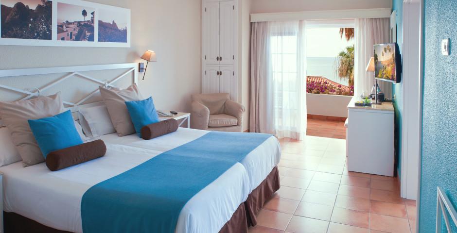 Chambre double Comfort - Jardin Tecina