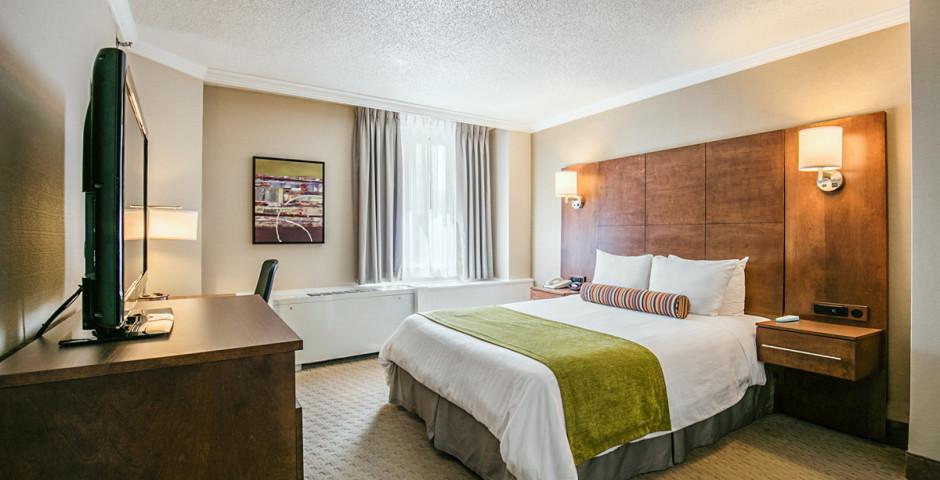 Standard-Zimmer - Best Western Ville Marie