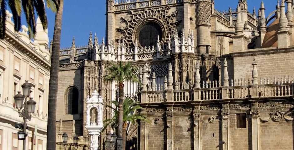 Kathedrale - Sevilla