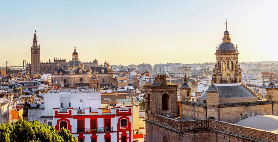 Historisches Stadtzentrum - Sevilla