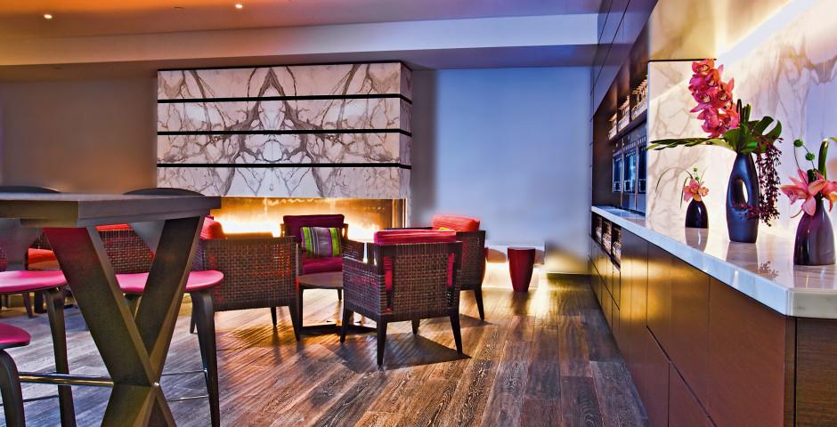 Lounge - Hyatt Regency Montreal