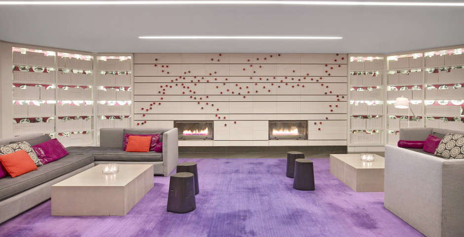 Lobby - Hyatt Regency Montreal