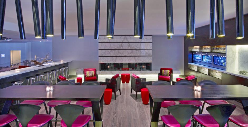 Bar & Lounge - Hyatt Regency Montreal