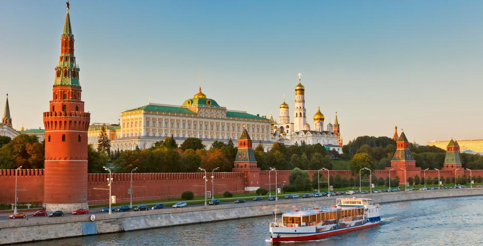 Grand palais du Kremlin - Moscou