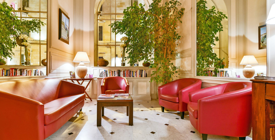 Hôtel Continental by Happyculture