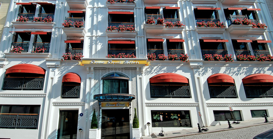 Dosso Dossi Hotels Old City Sultanahmet
