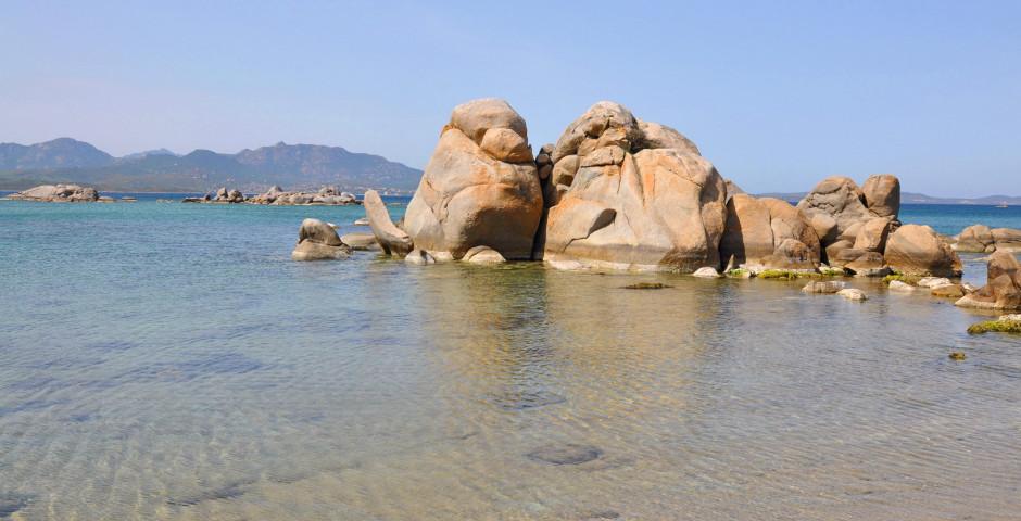 Spiaggia Li Cuncheddi - Murta Maria